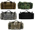 5 in 1 Tactical Modular Deployment Compact Utility Pack Carry Bag MOLLE Case
