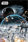 Poster Star Wars - Battle