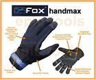 FOX-Handmax Waterproof Breathable Thermal Warm Work Gloves, M,L,XL ALL SIZES