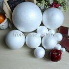 Modelling Solid Polystyrene Styrofoam Craft Round White Foam Balls 20mm To 100mm