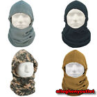 Deluxe Adjustable POLAR FLEECE BALACLAVA Winter Hood Ski FACE MASK Free Shipping