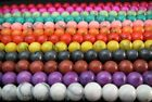 80pcs 6mm 8 Colors  Round Loose Turquoise beads Spacer Findings DIY