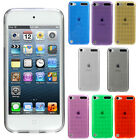 Evecase Checker TPU Gel Hard Skin Cover Case For Apple iPod Touch 5 5G 5th Gen