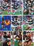 CARD CRAZY AUTHENTICS Rugby Superstars 1996 ODD CARDS AUCKLAND CANTERBURY ETC