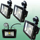 Led PIR Floodlight 10W/20W/30W/50W SMD Security Light with 1 year warranty UK