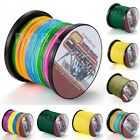 spedizione Gratuita 500M SPIDER Super Power Dyneema PE Braided  Fishing Line
