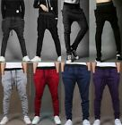 Mens Womens Boys Stylish Casual Sports Dance Trousers  Baggy Jogging Harem Pants