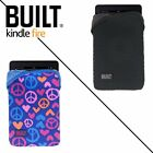 BUILT Kindle Fire Twist Top Sleeve Neoprene Tablet Case Zipper-Free Lightweight