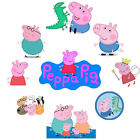 Peppa Pig Iron on T Shirt Transfer Many Designs ID1 A6 A5 A4 free post
