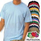 FRUIT OF THE LOOM - Classic T-Shirt 'Value Weight' - Shirts S M L XL XXL 3XL