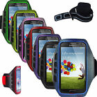 HTC Running Armband Case Sports Jogging Strap For Gym Exercise Phone Cover One