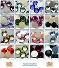 Swarovski Gluefix Rhinestone 2028 & 2058 SS16 Flat Back Foiled *Many Colours*