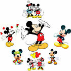 Mickey Mouse Iron on T Shirt Transfer Many Designs ID1 A6 A5 A4 free post