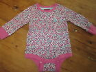 JOULES Baby Marla Ditsy Top Age 0 - 3, 3 - 6 mths RRP£16.95  FreeUKP&P