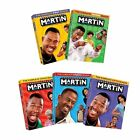 Martin Lawrence: Complete TV Series Seasons 1-5 1 2 3 4 5 Box / DVD Set(s) NEW!