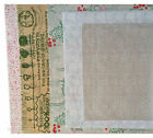Shabby Chic Luxury Printed Tissue 5 designs Multi listing  10 - 500 sheets