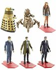 "Doctor Who 3.75"" Wave 2 & 3 Action Figure - Amy Pond Dalek 10th 11th 12th Doctor"