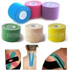 1Roll 4.5m x 5cm Kinesiology Sports Muscles Care Elastic Physio Therapeutic Tape