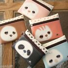 Finger Pet Sunny Pouch Cosmetic Makeup Case Travel Bag Storage Coin Cute Wallet