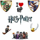 harry Potter Iron on T Shirt Transfer Many Designs ID1 A6 A5 A4 free post
