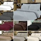 400 THREAD COUNT EGYPTIAN COTTON DUVET COVER BEDDING SETS