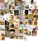 Fashion Charm jewelry Crystal vintage long Pendant sweater Chain Necklace 02