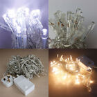 LED Fairy String Light White DIY Wedding Holiday Xmas House Decor Cool Lighting