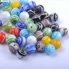 Top Quality glass mix color Spacer beads 4MM 6MM & 8MM 10MM 12MM