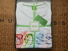 NEW HUGO BOSS WHITE LIMITED EDITION RARE BOXED GIFT SET DESIGNER TEE T-SHIRT XXL