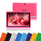 "iRULU New Tablet PC Multi-Color 7"" Google Android 4.4 Quad Core GMS 8GB & 16GB"