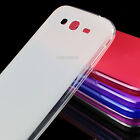For Samsung Galaxy Grand Neo Lite i9060 Ultra Thin TPU Gel Skin Case Matte Cover