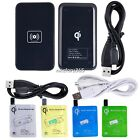 QI Wireless Charger for Samsung Galaxy Note2 Note3 S3 S4 Charging Pad+Receiver N