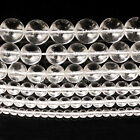 Fashion Natural Crystal Round Loose Beads Spacer Beads Top Quality