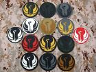 STAR WARS The Jedi Order Insignia Old Republic 3D PVC Patch $6.49 CAD