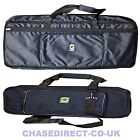 Guvnor Chase Padded Keyboard Bag Soft Case For Casio Yamaha Digital Piano Black