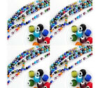 Mixed Color Evil Eye Glass Loose Beads for Bracelet Necklace 6mm 8mm 10mm