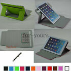 "Colorful Sucker Leather Case Cover+Pen 7"" Hipstreet VEKTOR/AURORA Android Tablet"