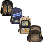 NEW DINOGEAR DINORAMA 3D KIDS JUNIOR UNISEX BACKPACK SHOULDER BAG UK