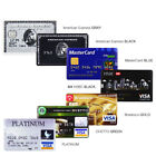 Credit Card Shape USB 2.0 Flash Drive Bank Card Storage Pendrive 8GB 16GB Gift