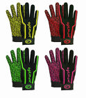 Optimum Velocity Full Finger Thermal Rugby Adults Gloves Size Small - XL