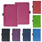 """New Fashion Folio PU Leather Case Stand Cover For Lenovo A8-50 A5500 8"""" Tablet"""