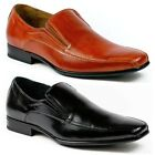 Ferro Aldo Mens Slip on Loafers Dress Classic Shoes w/ Leather lining MFA-19288A
