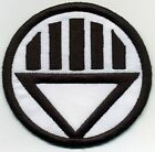 """5"""" Black Lantern Corps Classic Style Embroidered Iron-On Patch"""