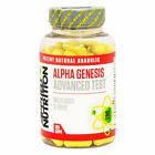 Applied Nutrition Alpha Genesis 120 Capsules Advanced Test Increased S-Drive