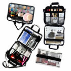 KatKit Transparent MakeUp/Professional Hairdresser/Editorial Stylist/Travel Bags