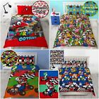 NINTENDO SUPER MARIO BROTHER BEDROOM ITEMS + BEDDING – DUVET COVERS CURTAINS