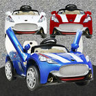 MASERATI KIDS RIDE ON CARS ELECTRIC CHILDRENS 6V BATTERY REMOTE CONTROL TOY CAR