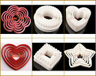 Heart Star Round Wave Square Shape Biscuit Cake Cookie Mold Cutter DIY Tools CE
