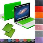 Hard Rubberized Case + Keyboard Cover for MacBook Pro 13 Air 13 11 Pro 15 Retina