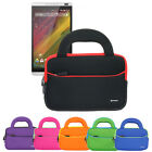 Portfolio Sleeve Handle Carrying Case Bag For HP Slate 8 Plus 7500 8-inch Tablet